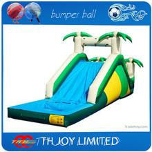 5*2m children/kids inflatable pool slide,inflatable water slide,inflatable slide with pool(China (Mainland))