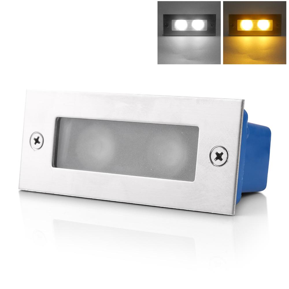 Bathroom Lights Ip65 aliexpress : buy new brand 2w led wall light wall lamp ip65