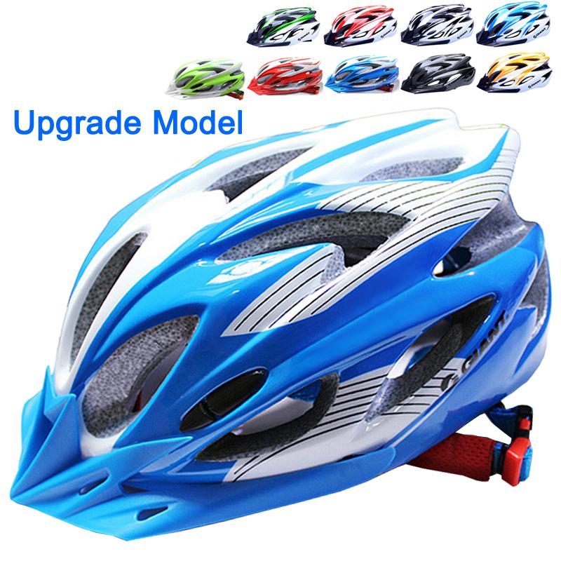 Upgrade Model Ultralight Bicycle Helmet Safety Cycling Helmet Protect Integrally-molded Bike Helmet 260G 57-62 CM(China (Mainland))
