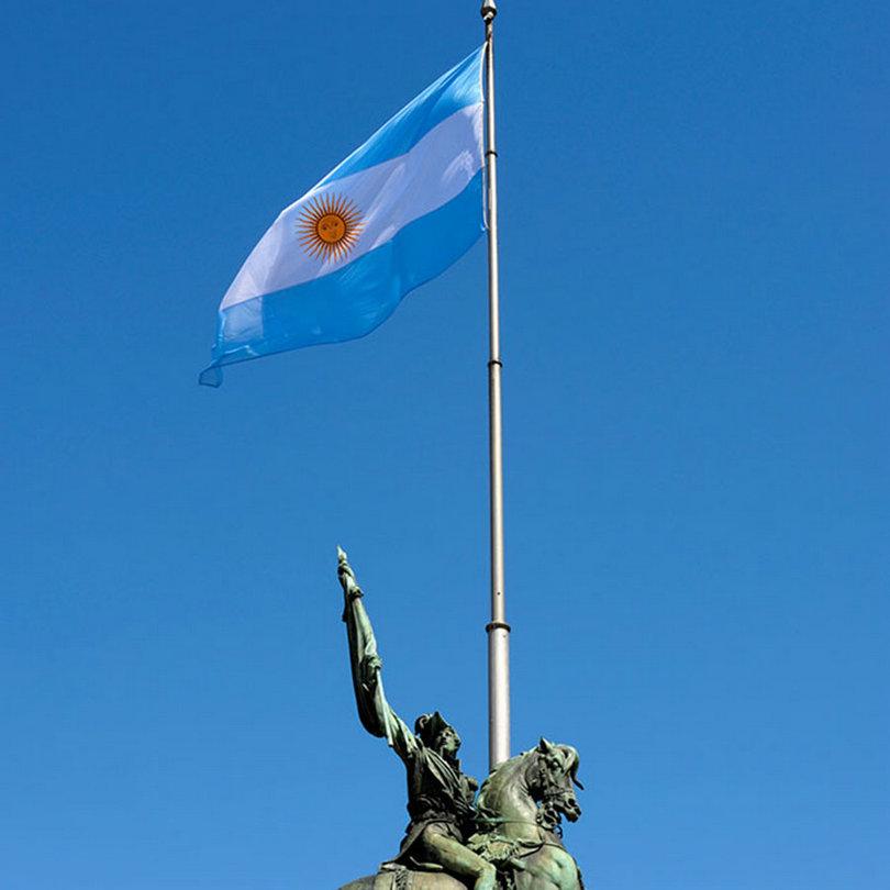 90x150 см Национальный флаг Аргентины/изготовление/оформление дома баннер|флага NN009 (13)