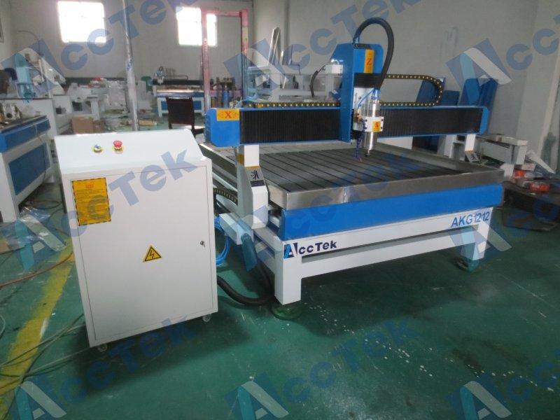 CHINA cheap best price AKM1212 wood carving machine/cnc wood lathe(China (Mainland))