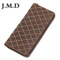 J M D Real Cow Leather Wallet Men s Clutch Bag Credit Card Holder Purse 8127