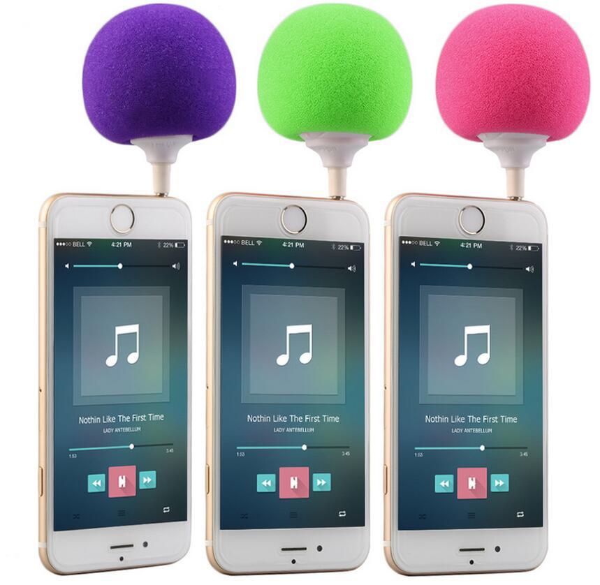 2016 Mobile audio Portable Mini 3.5mm Wired Speaker Sponge Ball Speaker Audio Receiver Altavoz Boombox(China (Mainland))
