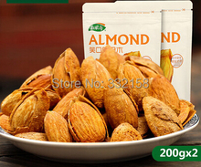 healthy 400g snack nuts Specialty snack nuts roasted nuts dried fruit shell almonds