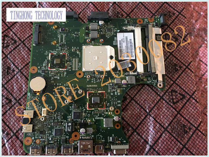 Фотография FOR HP FOR Compaq 615 515 motherboard mainboard 538391-001 100% Work OK