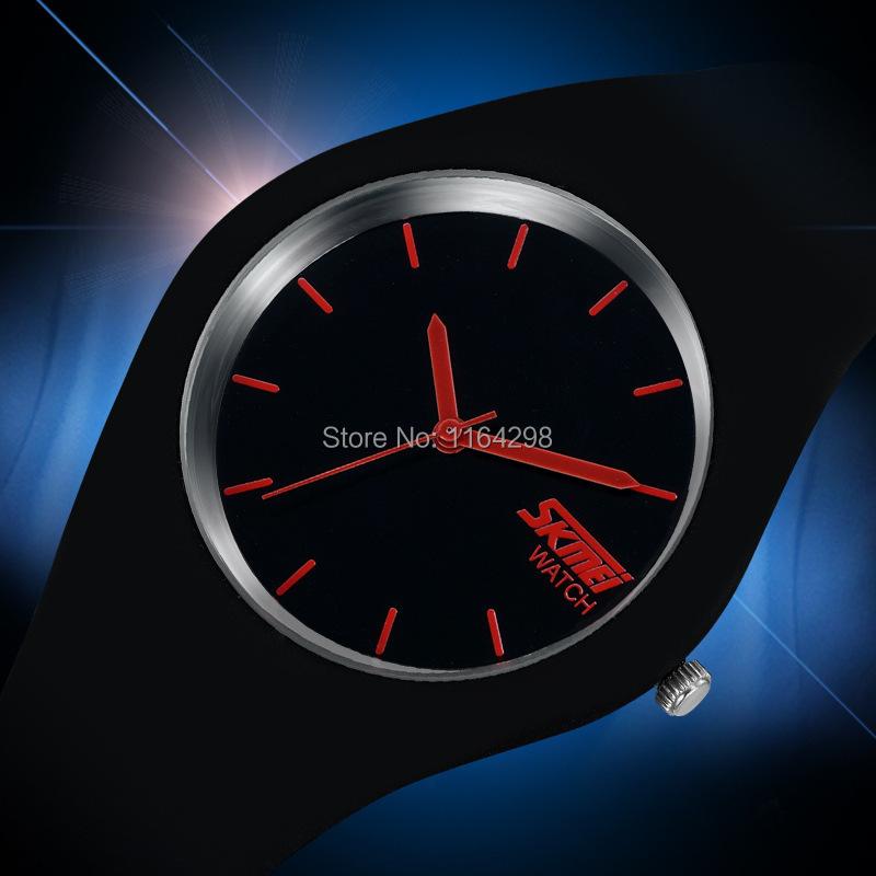 Sport Watches New Arrive Silicone Strap Unisex Women Men Casual Quartz Wristwatch Famous Brand Analog Waterproof fashion Watch<br><br>Aliexpress