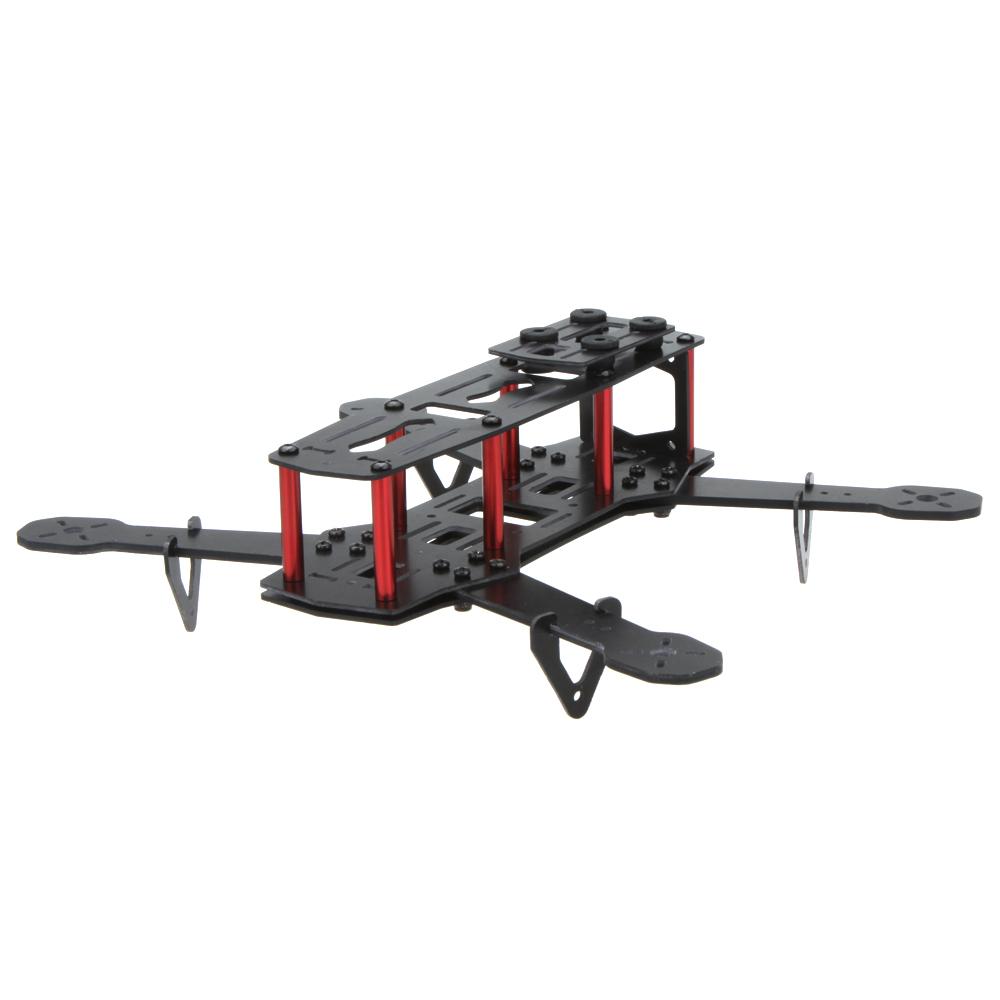 High Quality ZMR250 H250 250mm Fiberglass Mini Quadcopter Multicopter Frame Kit for RC Plane(China (Mainland))