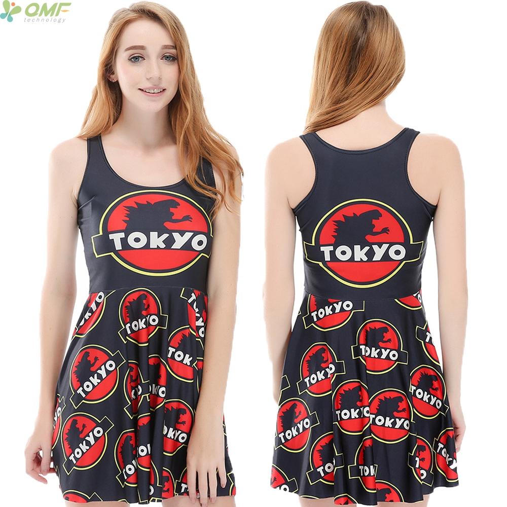 Achetez en gros fashion dress tokyo en ligne des for Dressing 3d en ligne