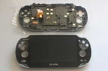 original second-hand for PS vita PSV 1000 lcd display with touch screen digital assembled(China (Mainland))