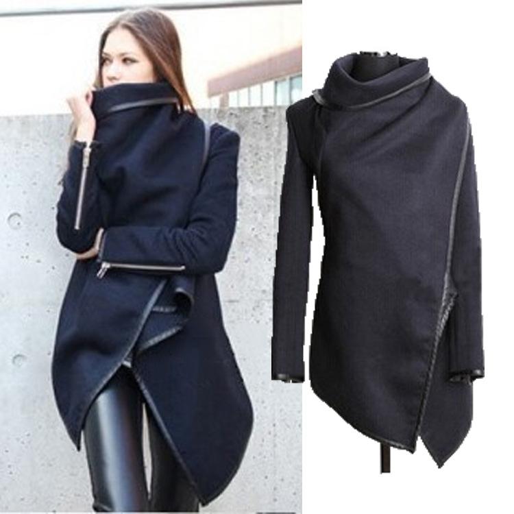 2014 Winter Coats Women Long Cashmere Overcoats Trench ...