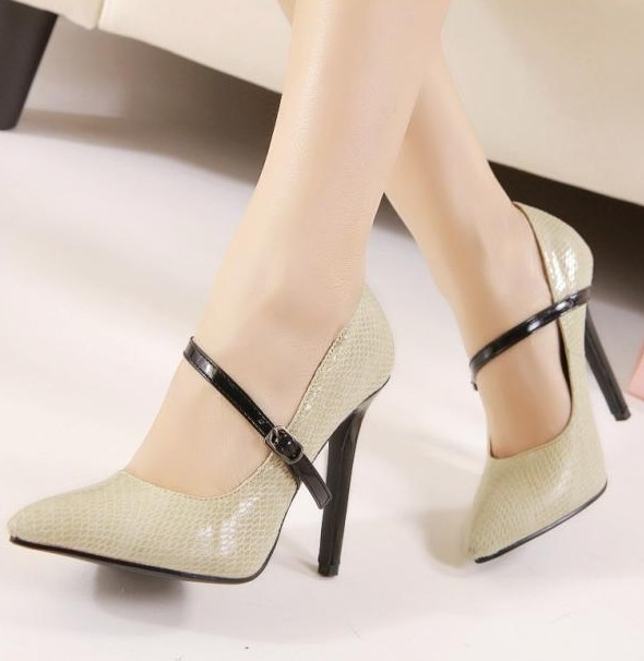 Unique 2014womensshoessingleshoesultrahighheels16cmthinheels