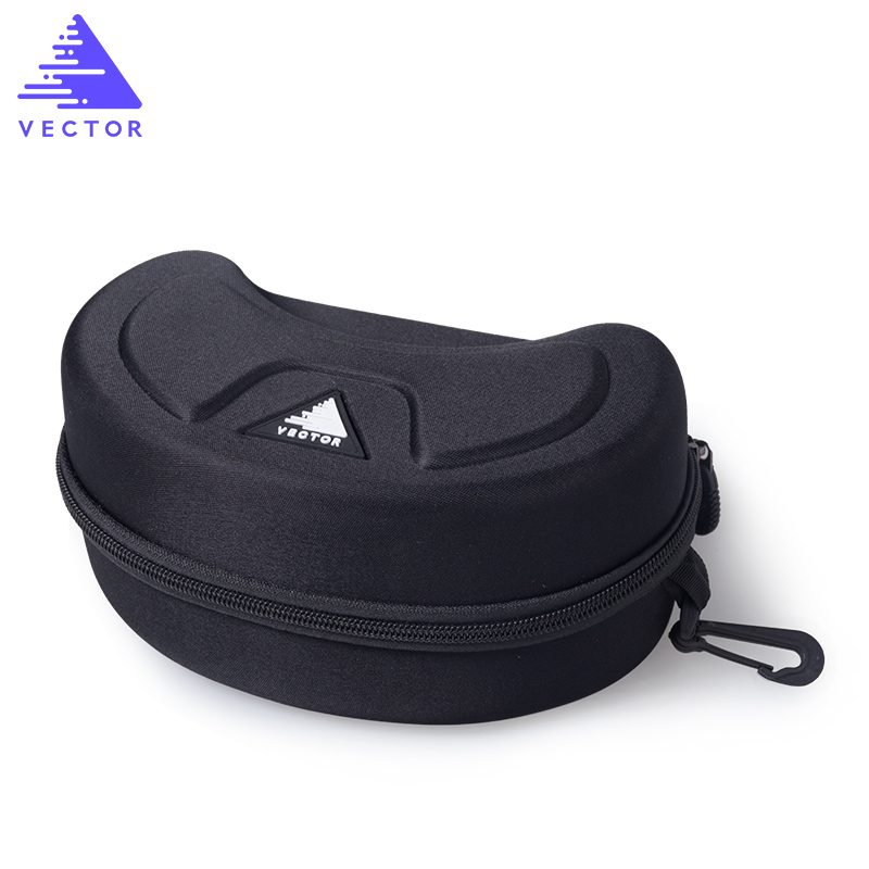 Protection EVA Ski Eyewear Case Large Snow Skiing Goggles Box Shockproof Waterproof Snowboard Bag Eyewear 0riginal Case(China (Mainland))