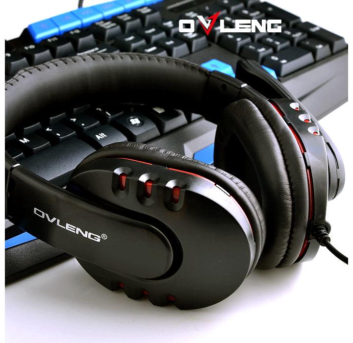 Brand Q7 USB Gaming Headphone Headset Microphone Volume Control Computer Gamer Supper Bass Earphone fone de ouvido - Atolla Global Flagship Store store