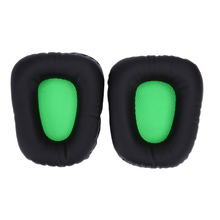 Buy 1 pair Replacement Ear Pads Cushion Razer Electra Gaming PC Music Headphones Big Earphone Accessories for $3.69 in AliExpress store