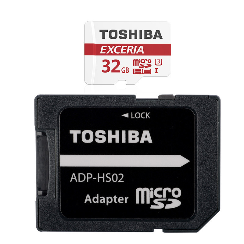 TOSHIBA Memory Card 128GB 64GB 32GB UHS-3 Max Read Speed 90M/s 16GB micro sd card Class10 UHS-1 flash card Memory Microsd
