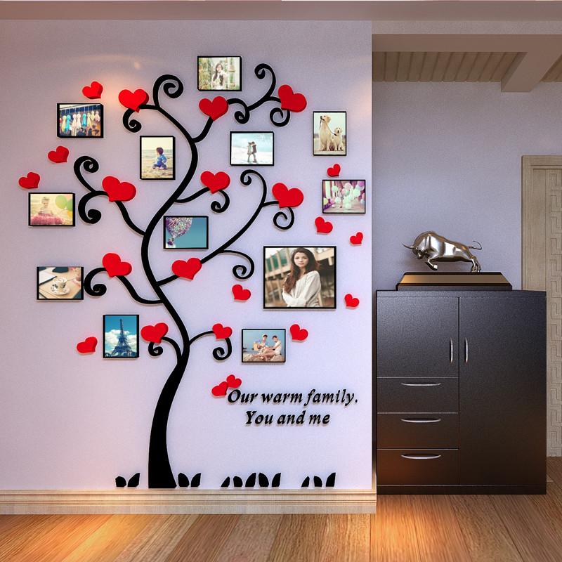 Дерево семьи на стену