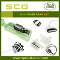 Mimaki JV4 Maintain Kit Original DX4 Waterbased Printhead Waterbased Ink Pump JV4 Encoder Sensor Small Damper