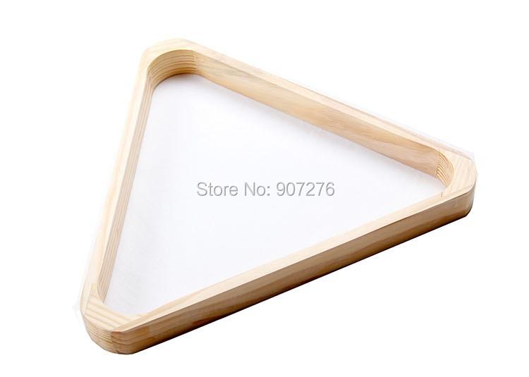 Economic Pool ball Wooden triangle, 2-1/4 billiard triangle, 57.2mm snooker balls triangle, billiard ball accessory(China (Mainland))