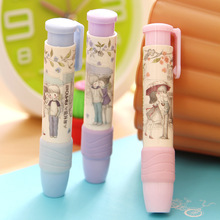 1 Pics Funny Kawaii Cute Things For Eraser Lipstick Erasers School Supplies Korean Stationery For Kids Toys Pencil Office(China (Mainland))