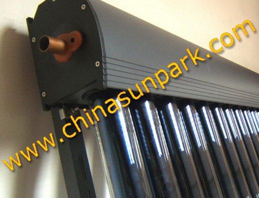 HP&20 tubes split solar collector(China (Mainland))