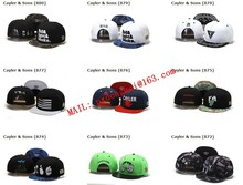 New Hot Cayler & Sons Snapbacks caps hand grey & light bluemen's designer baseball hats top quality Freeshipping(China (Mainland))
