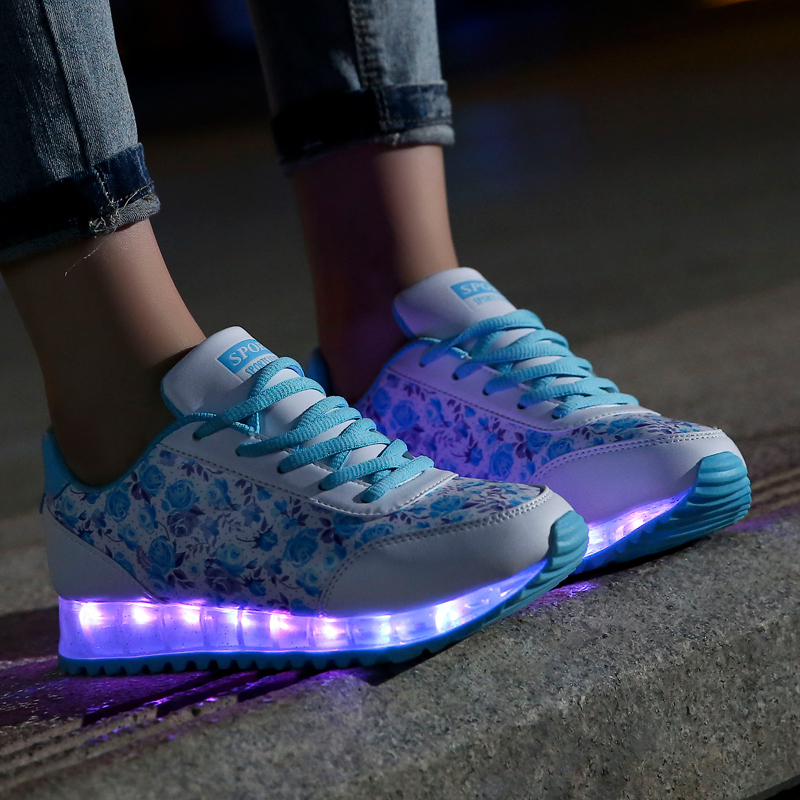 Simple Light Up Shoes For Women And Men  Buy Led ShoesLight Up Shoes