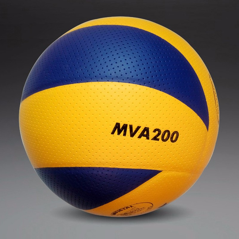 New Brand 2016 size 5 PU volleyball official match MVA330,200,300, volleyballs indoor training competition volleyball balls(China (Mainland))