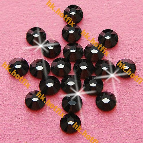 ss7 GENUINE Swarovski Elements Cosmojet ( 153 COJET ) 720 pcs 7ss ( NO hotfix Rhinestone )   Clear  2058 FLATBACK Crystal