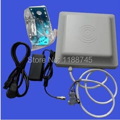 Gen2 UHF Integrative 5-7 Meters Long Range RFID Reader(China (Mainland))