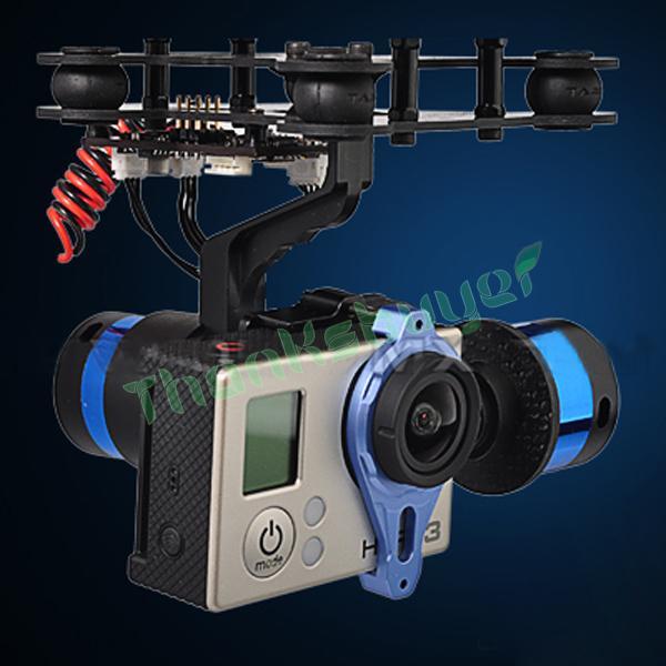 Здесь можно купить  Gopro 2-axis Brushless Gimbal with Gyro TL68A00 Tarot Two Axis FPV Camera Brushless Gimbal  Бытовая электроника