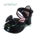 Princess sweet lolita gothic sandals custom classic hot-selling shoes 9108 - 1 high heels