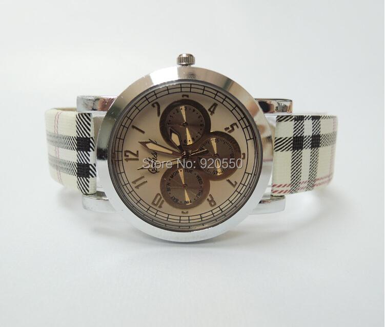 2015 Explosion Models Classic Grid Quartz Watches women Bracelet Wristwatches Alloy Analog Relogio Feminino - Fashion Boutique-No.1 store