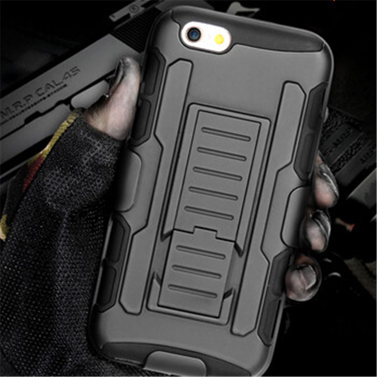 For iPhone5 5S Future Armor Cases Hard Plastic Hybrid Heavy Duty Cell Phone Case For iPhone 5 5S 5G Shock Proof Back Cover Bag(China (Mainland))