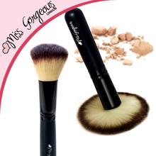 Women Beauty Cosmetics Makeup Brush Professional Powder Brush for Blush Women Base Naked Face Make up In bulk(China (Mainland))