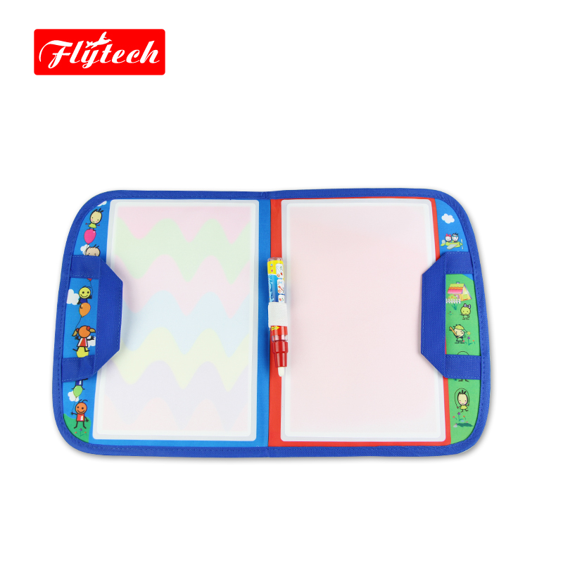 FT1349NC 46x29.5cm Modern Educational Magic Doodle Water Drawing Mat/Drawing Board/Baby Crawling Game Rug(China (Mainland))