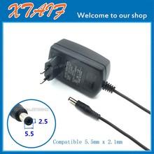 12V2A good quality Power supply adapter EU European plug for CCTV camera IP camera and DVR,AC100-240V to DC12V2A Converter(China (Mainland))
