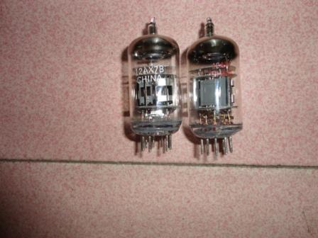 Original authentic summer light 12AX7,12AT7 preamp tubes, fever tube(China (Mainland))
