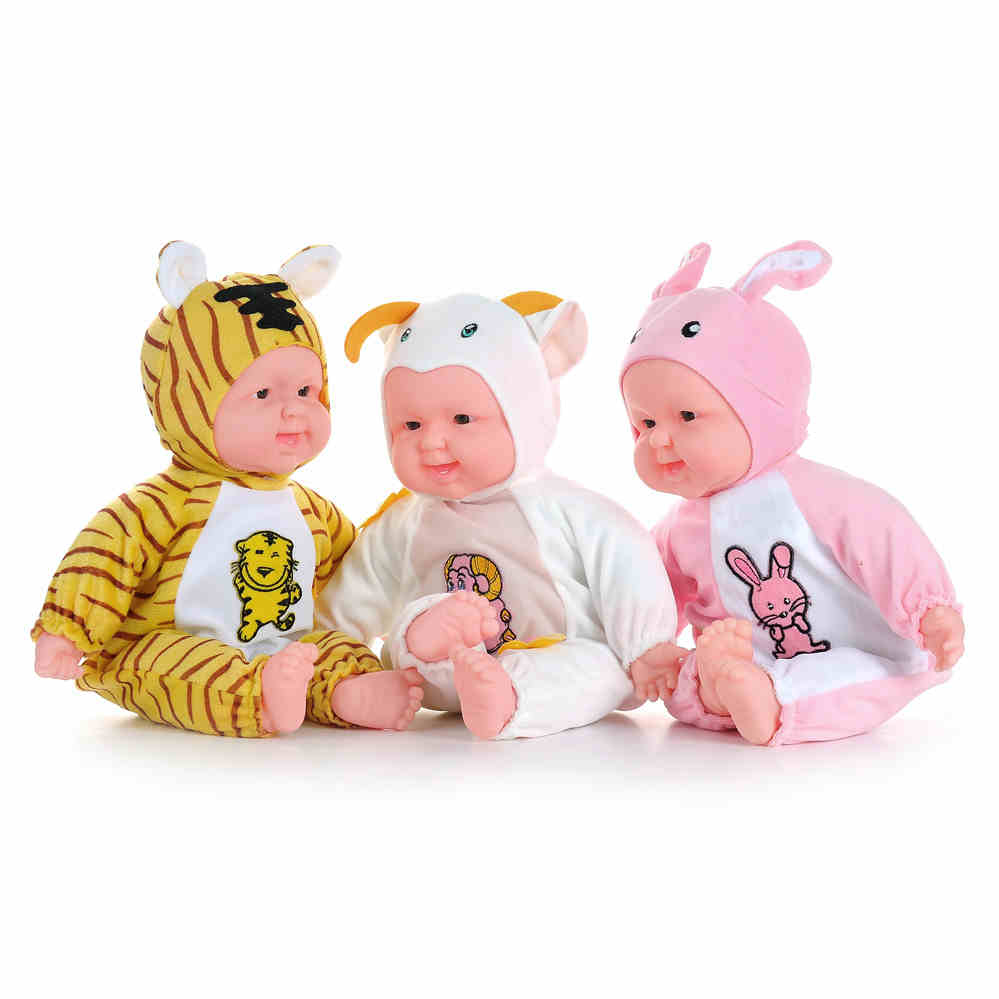 New Arrival 38cm Lifelike Realistic Reborn Baby Dolls Soft Silicone Vinyl Toys Best Playmate Gift for Kids Children Doll Reborn(China (Mainland))