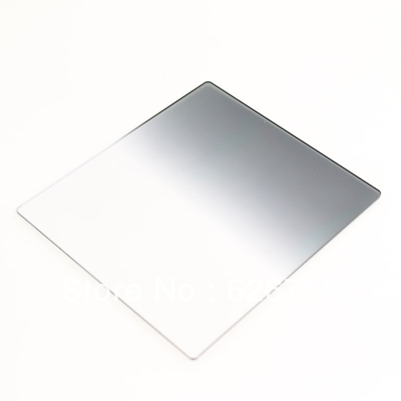 Graduated ND 2 square filter for Cokin P series square Free Shipping(China (Mainland))