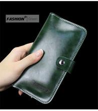 5.0inch Universal Leather Case Mobile Phone Bag Gionee Gn900 V185 Gn800 Jiayu S2 Zopo zp780 980 c2 zp810 Bbk vivo x3 THL w8 w200