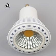 Buy 5W Dimmable LED Spot Light Bulb MR16 12V Gu5.3 Gu10 85-265V 110V 220V Dimmable COB LED Spotlight bulb Gu10 LED Lighting Lamp for $2.68 in AliExpress store