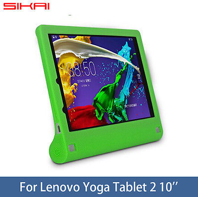Гаджет  Sikai New Soft Rubber Silicon Protective Tablets Case Cover For Lenovo Yoga Tablet 2 10