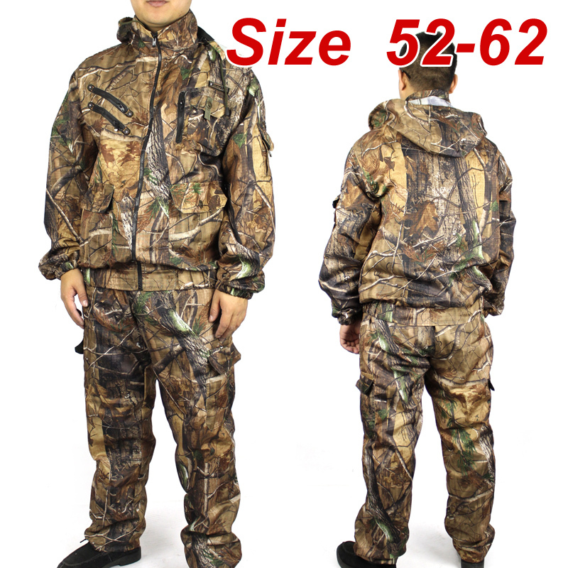 Outdoor Army Men Tactical Camouflage Uniform Combat Suit Military Woodland Jacket + Pants 6xl 5 Style ig - Bigfox Store 617405 store