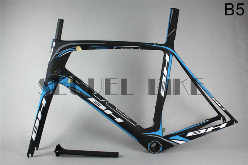 2015 BH G6 G6 B5 carbon time trial frame giant bike frame carbon cycling frame full suspension mountain bike frames carbon fork(China (Mainland))