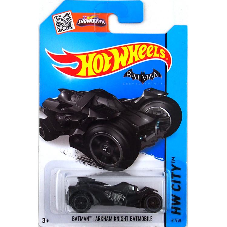 2015 hot wheels BATMAN ARKHAM KNIGHT BATMOBILE Toy Vehicles car models bady toy Free shipping 61(China (Mainland))