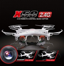 New 2014 New Version Syma X5C 2.4G 6 Axis GYRO HD Camera RC Quadcopter RTF RC Helicopter with 2.0MP Camera