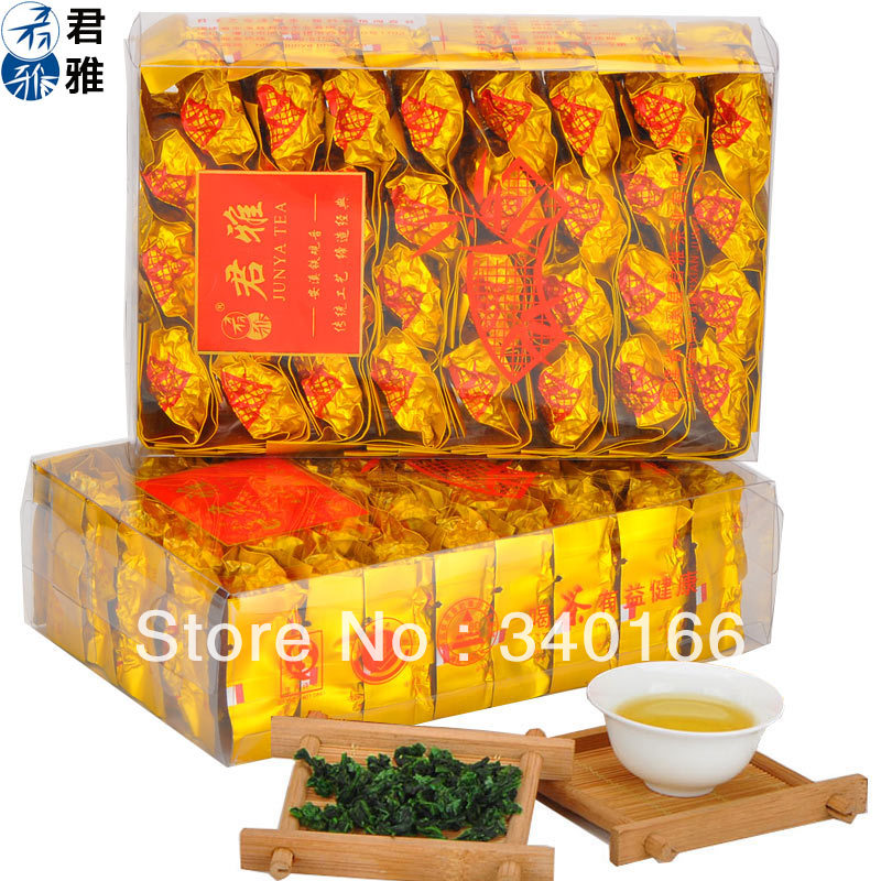 Oolong tea tie guan yin tea autumn tea luzhou 1725 500g bulimic premium<br><br>Aliexpress