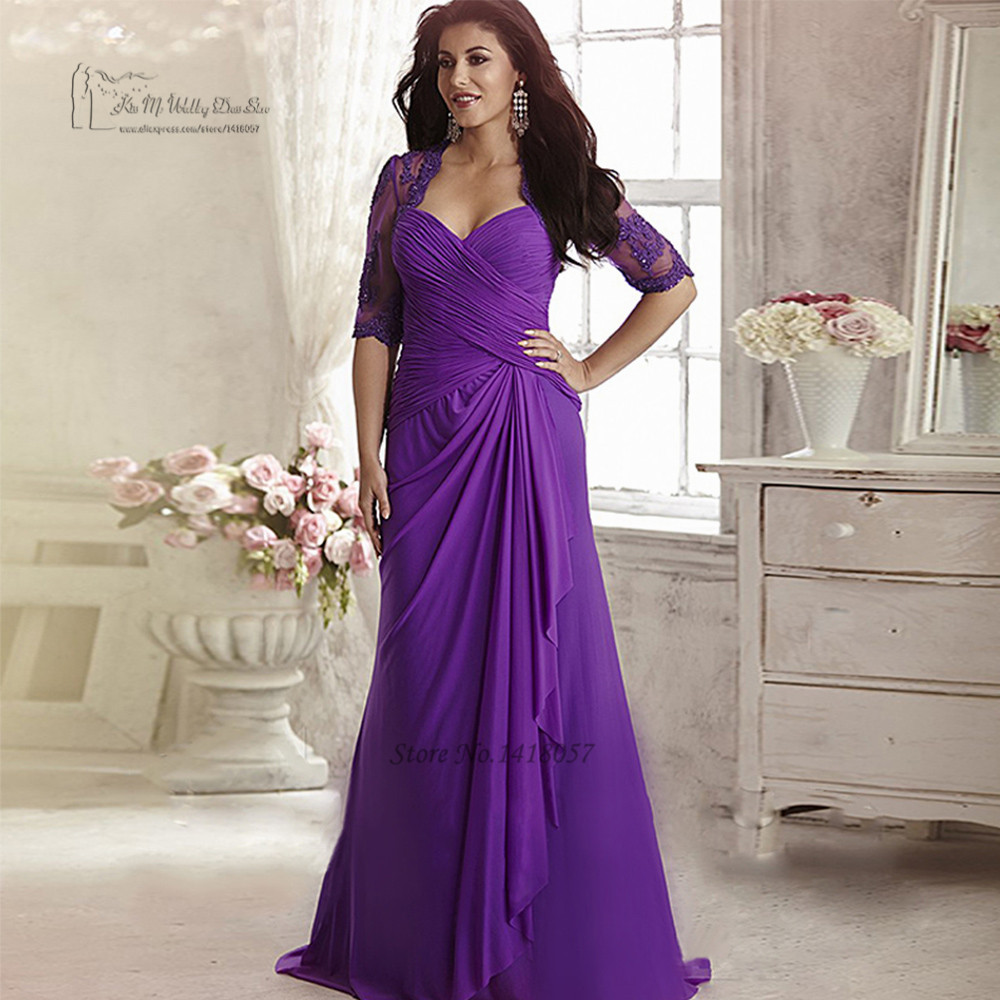 Purple Sage Mother Of The Bride Groom Dresses Pant Suits
