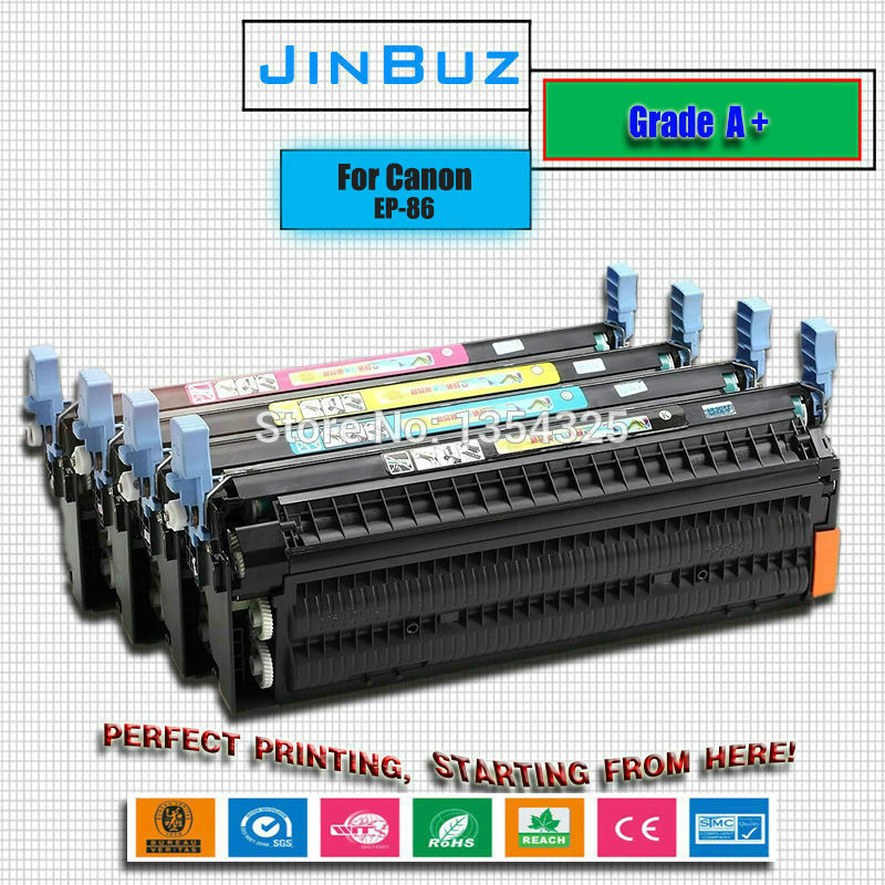 4PC Lot Compatible EP 86 For Canon LBP2710 LBP2810 LBP5700 LBP5800 toner Cartridge EP 86BK EP