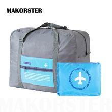 Casual Fashion Women Travel Bags Nylon Zipper Weekend Travel Portable bag luggage duffel bags sac de voyage XH170(China (Mainland))
